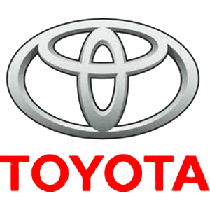 Toyota bilindretning